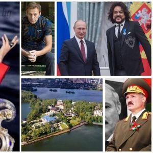 Филип Киркоров си навлече гнева на опозиционери заради подкрепа към диктатора Лукашенко!