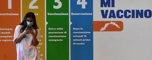 Completata la vaccinazione anti Covid per più di 1 italiano su 2
