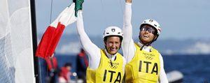 Olimpiadi, Ruggero Tita e Caterina Banti è oro storico per la vela italiana