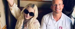 Cantamessa il bergamasco che ha portato Madonna su un treno storico in Puglia