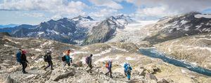 Cambiamenti climatici, il ghiacciaio dell'Adamello arretra sempre di più