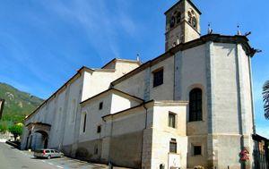"""Non solo in città: la Basilica di Santa Maria in Valvendra a Lovere, una """"gigantessa"""" del Rinascimento lombardo sulle rive del lago"""
