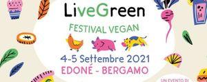 Arriva all'Edonè il festival vegan «Live Green»: etica e consapevolezza saranno le parole chiave del weekend