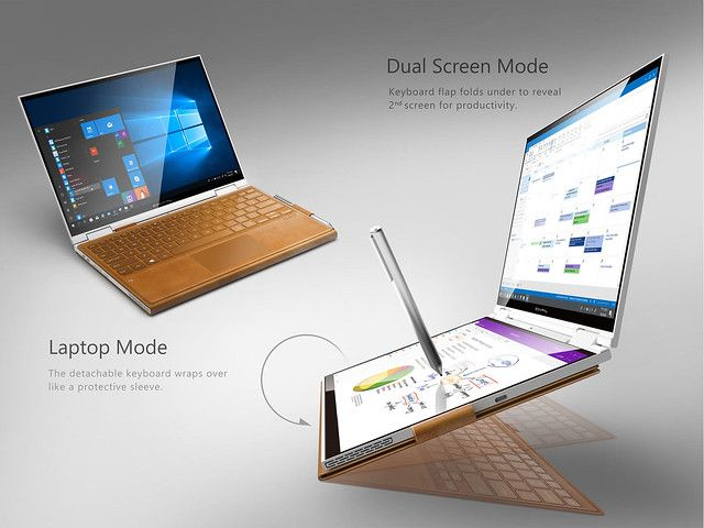 Compal Duo360