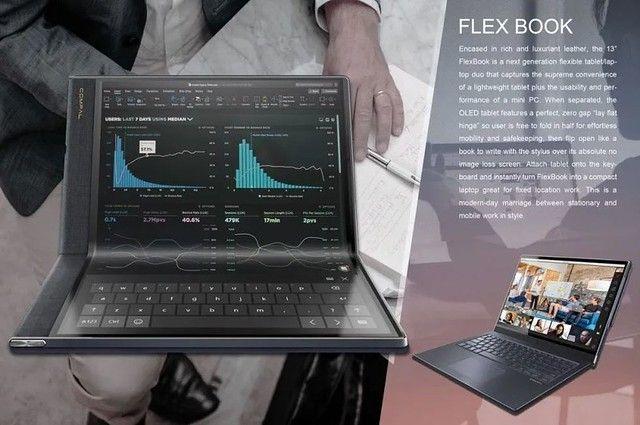 Flex Book