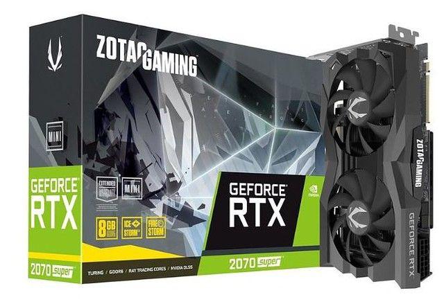 ZOTAC GeForce RTX 2070 SUPER Mini
