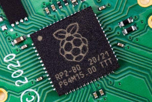 Raspberry Pi Pico rp2040