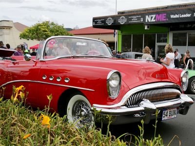 Waihi's Warm Up Party For Beach Hop 2019