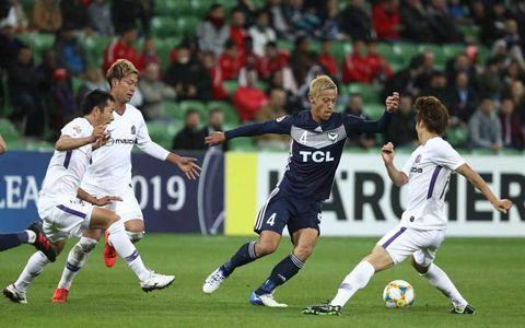 本田圭佑、メルボルンVラストマッチを勝利で飾れず ACL最終節・広島戦で1-3と敗戦の代表サムネイル