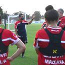Malta women's squad for home qualifier against Denmark