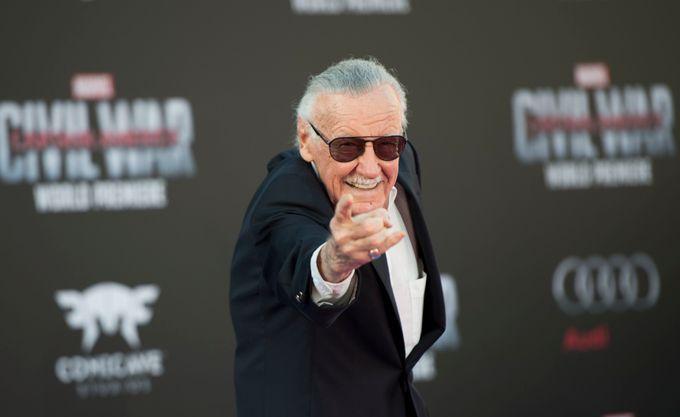 最愛刷存在感老細──那些年Marvel之父Stan Lee客串過的角色