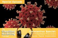 Listen to Coronavirus Special: Self-Employed provisions with Aron Taylor