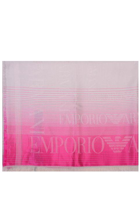 EMPORIO ARMANI Εσάρπα γυναικεία 635267 0P317-19673 ΡΟΖ