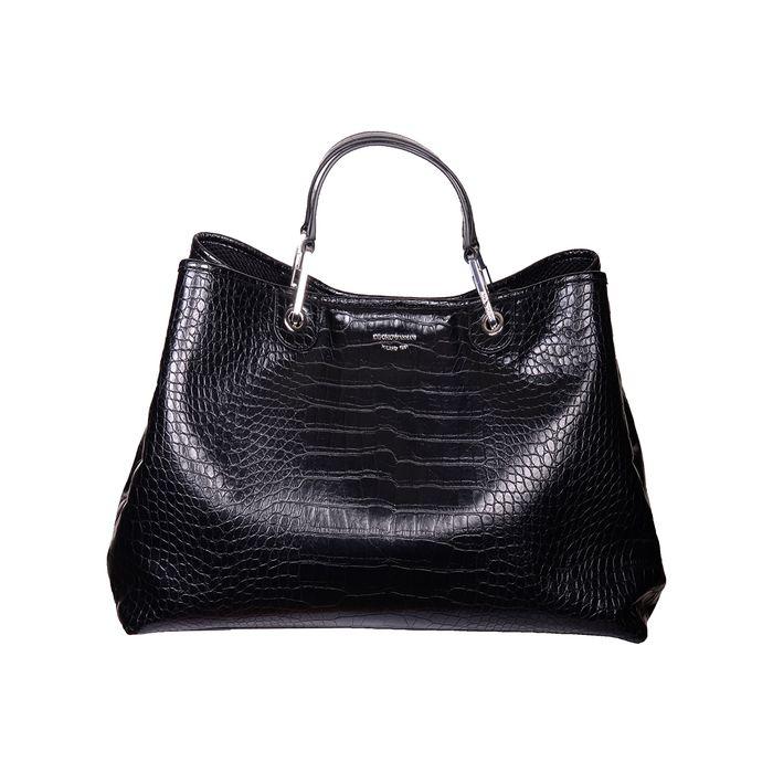 EMPORIO ARMANI Τσάντα γυναικεία Y3D164 YFR0E-81386 ΜΑΥΡΟ