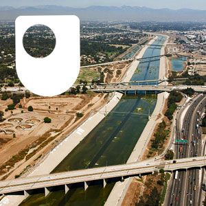 Rediscovering the LA River