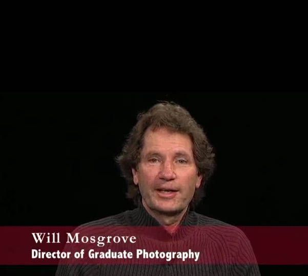 School of Photography Director Welcome