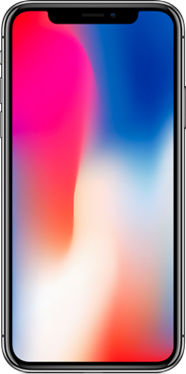 Apple iPhone X large image