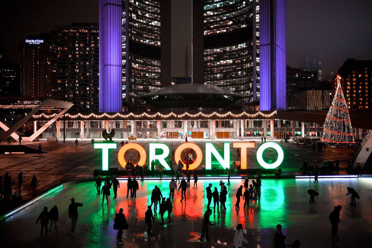 Weekend events in Toronto December 23-25 2016