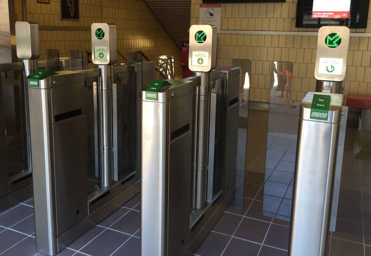 Presto has more problems at Toronto subway stations