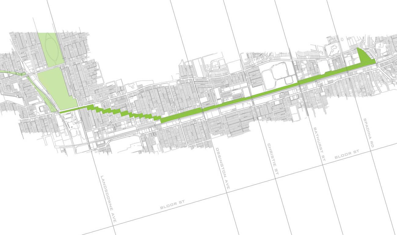 Toronto is getting its own version of the High Line