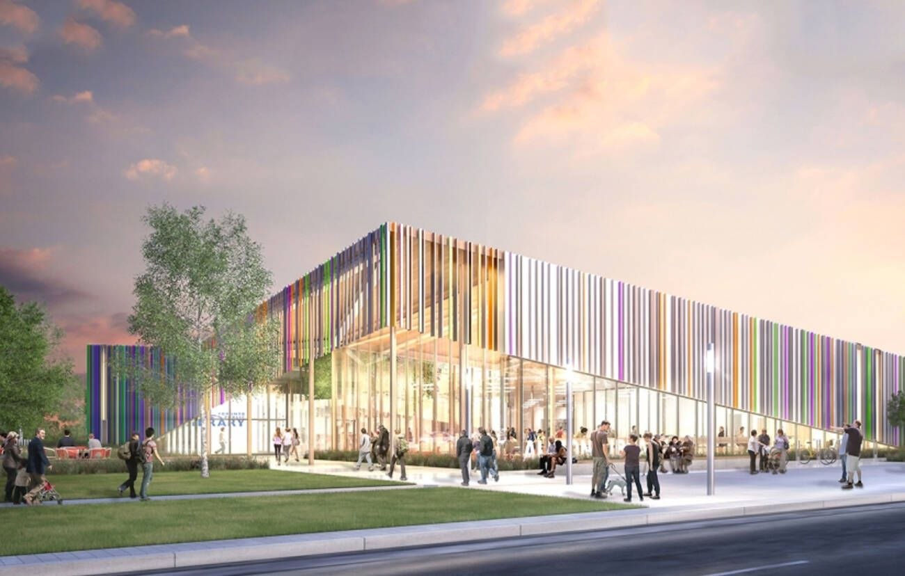 Toronto is making a big push to upgrade its libraries