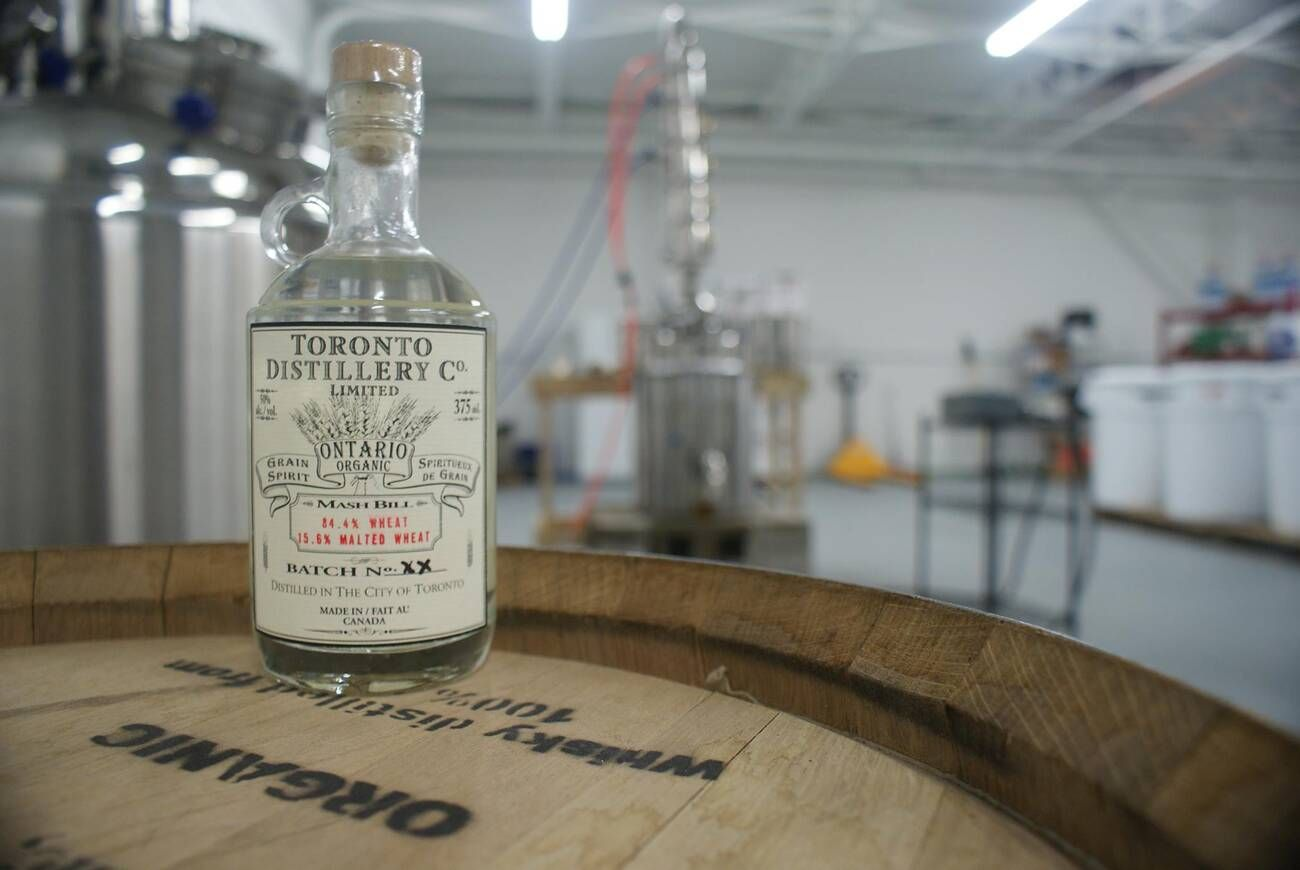 Toronto's upstart gin and whiskey distillery has shut down