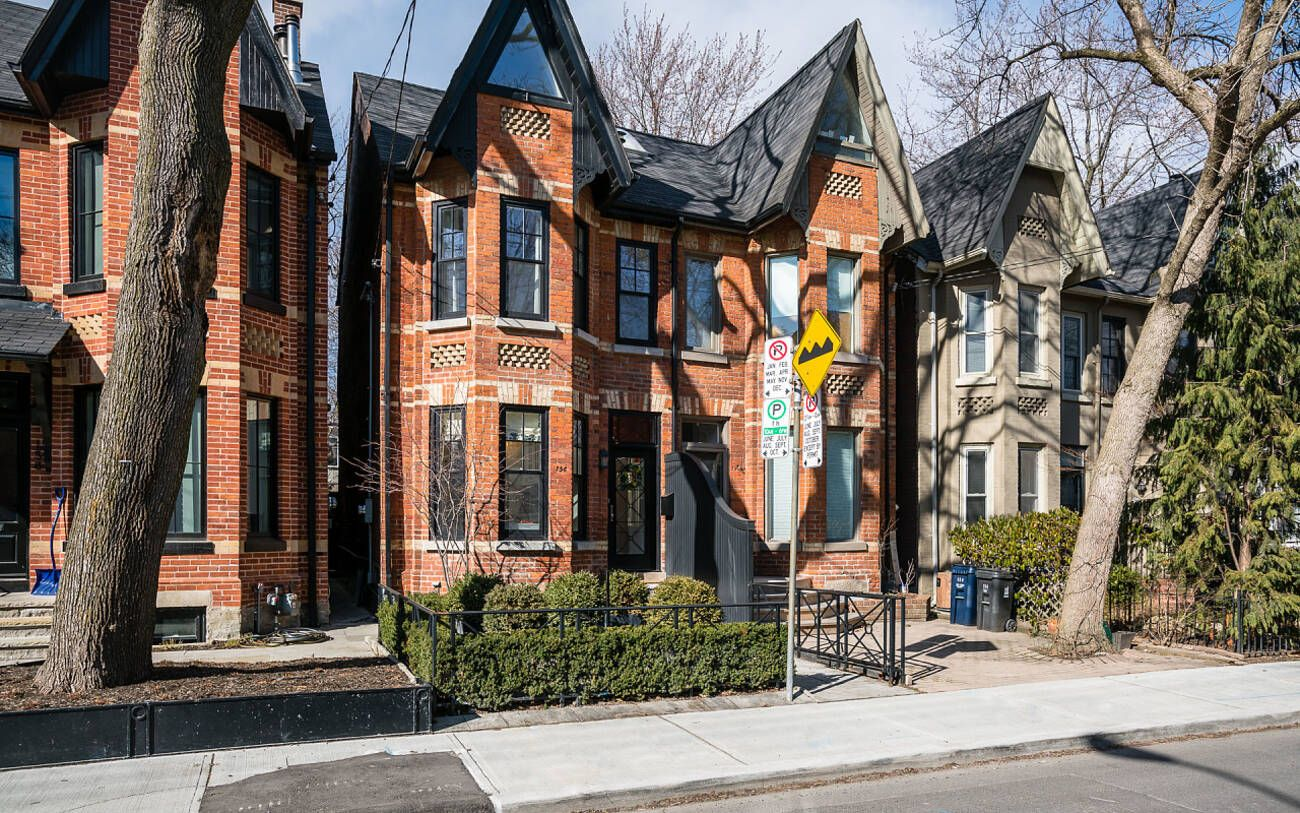 Sold! What a $2 million bay-and-gable home looks like
