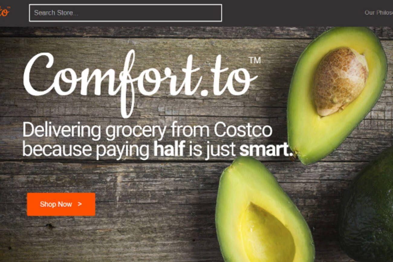 Toronto startup delivers Costco groceries to your door