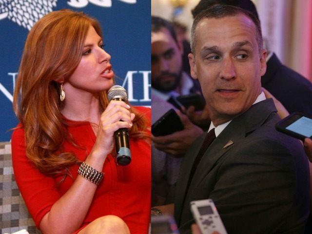 Michelle Fields Files Criminal Charges Against Corey Lewandowski - Breitbart