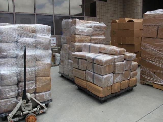 Feds Seize 7 Tons of Cartel Marijuana at California Border