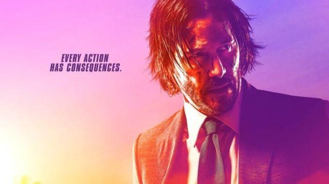 《殺神John Wick 3》—— 武俠片格局的西方動作片