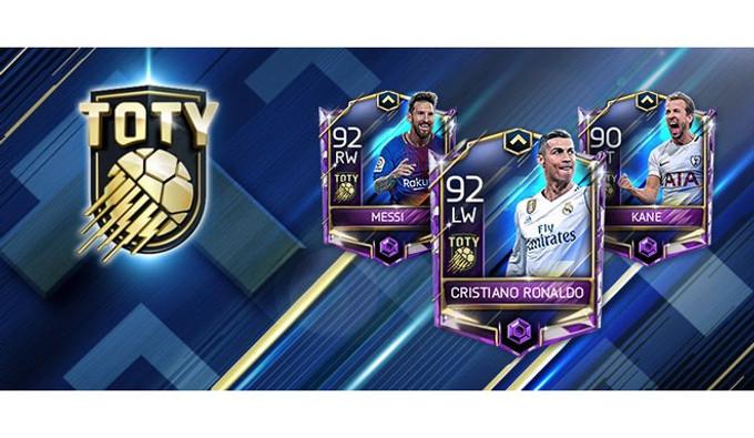 《Fifa 18 vs Fifa Mobile》兩個版本評分大不同!Fifa Mobile僅1人普通卡達90分?