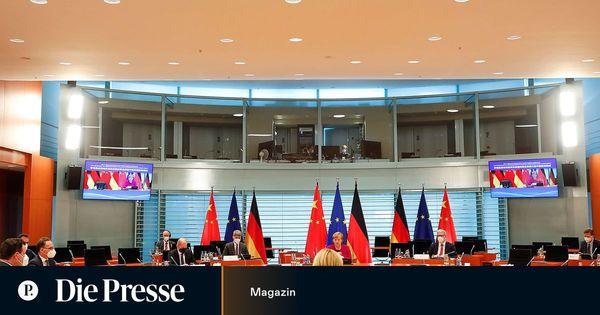 Die Abhängigkeit Deutschlands von der Volksrepublik China