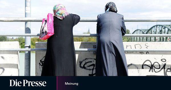 Die heftige Debatte um den Politischen Islam