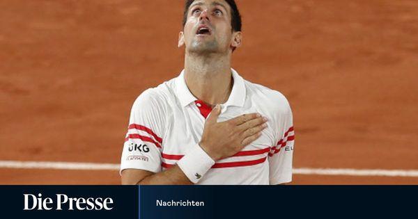 Djokovic besiegt Nadal in Paris