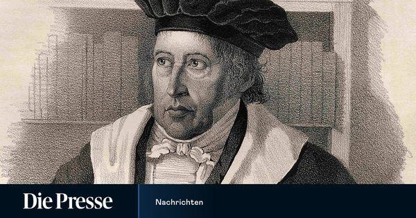 War Hegel ein Rassist? Philosophen streiten bei Festakt