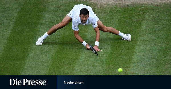 Djokovic hat Nadal und Federer im Visier