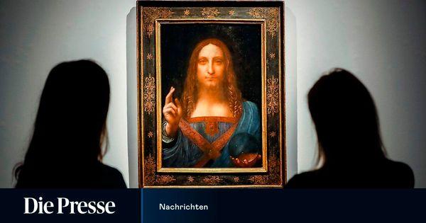 Doku erneuert Zweifel an Salvator Mundi als Leonardos Werk