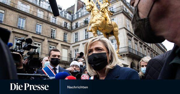 Rechtspopulistin Le Pen im Prozess um Gräuelfotos freigesprochen