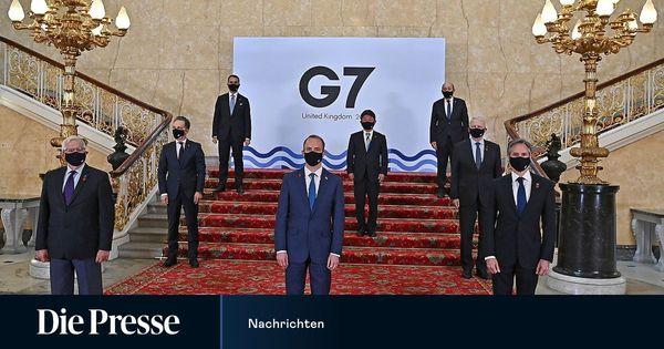 G7-Treffen: Eine Allianz gegen Moskau und Peking