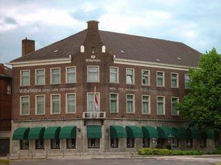 Lastminute voor Hotel-Restaurant Wilhelmina in Venlo Nederland bij Boeklastminute.com