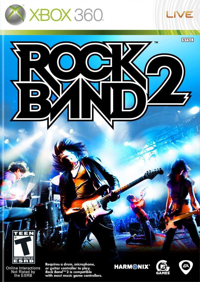 Rock Band 2 (2008) PAL Xbox 360