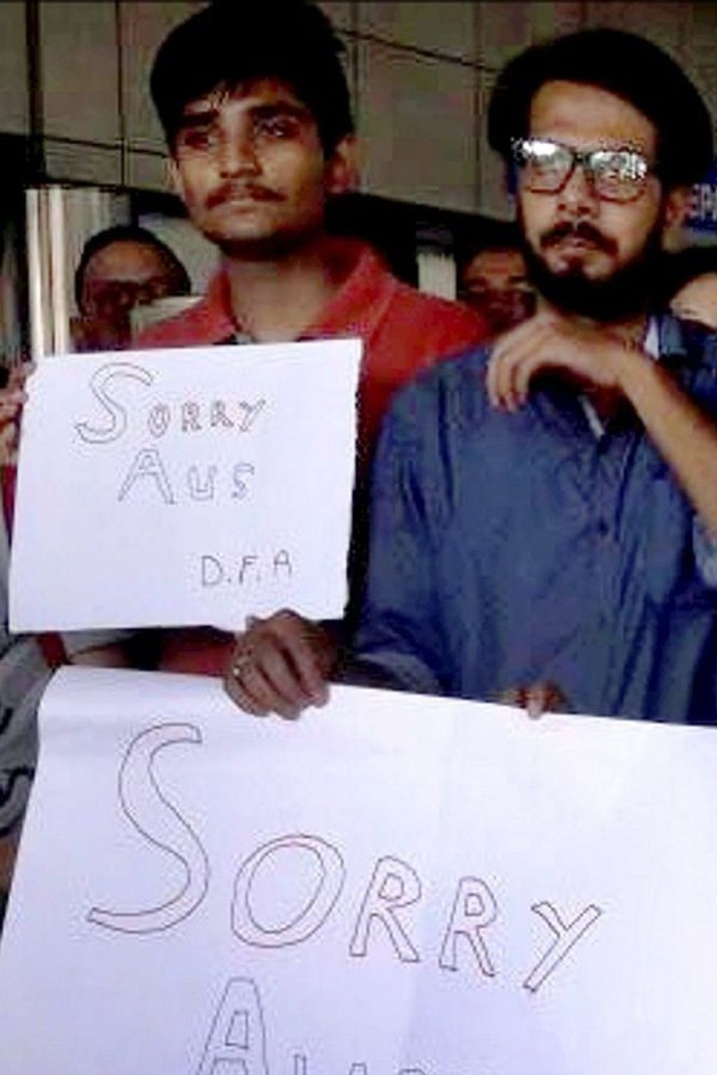 Youngsters In Guwahati Say Sorry For Throwing Rock At Australian Cricket Team's Bus