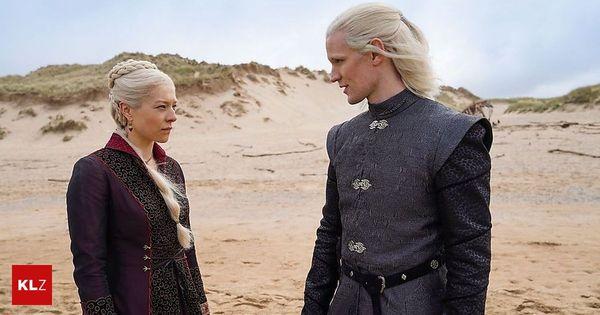 Game of Thrones-Vorgeschichte: HBO veröffentlicht erste Bilder von House of Dragon