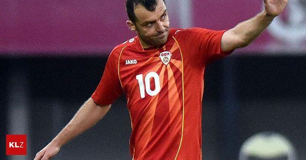 Goran Pandev: Nordmazedonien-Star mit Kampfansage: Sind hier, um zu gewinnen