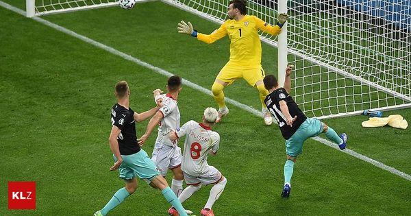 Österreich - Nordmazedonien 1:1: Bachmann patzt: Pandev sorgt für den Ausgleich