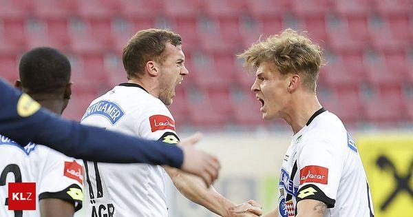 Sturm - Salzburg 2:0: Die Grazer legen nach - 2:0 durch Ljubic