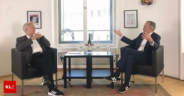 Gesprächsreihe Was zählt: Andreas Treichl: Europas Rückfall ist dramatisch