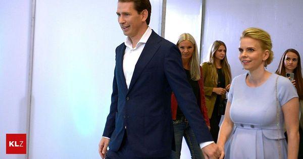ÖVP-Parteitag: 99,4 Prozent für Sebastian Kurz als Parteivorsitzenden