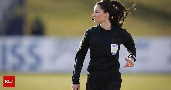 Schiedserichterin Sara Telek im Interview: Viele machen am Anfang negative Erfahrungen